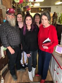 Daddy, Jennifer, Karen & Aunt Nona